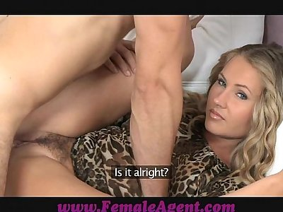 FemaleAgent Cameras affect studs confidence in casting